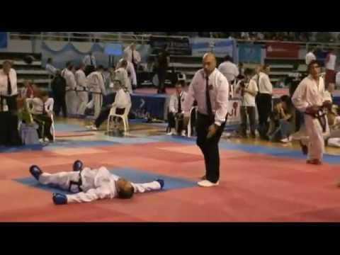 ITF Taekwondo Knockouts and Self Defense Best of v1