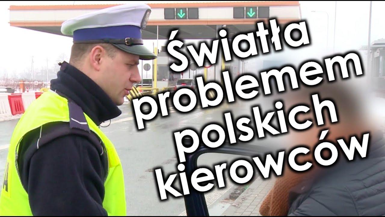 Światła problemem wielu kierowców - Na drogach