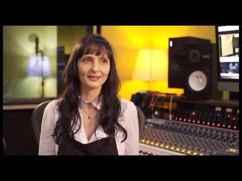 Amy Vee: Behind the scenes at Studios 301