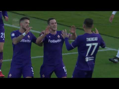 Fiorentina - Sassuolo 3 - 0 - Matchday 15 - ENG - Serie A TIM 2017/18