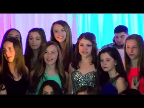 Welcome to Danielle's Bat Mitzvah Party!