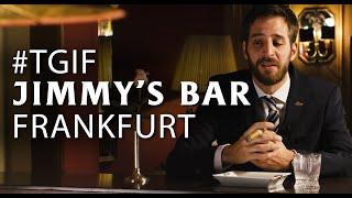 Schweppes #TGIF Jimmy's Bar Frankfurt