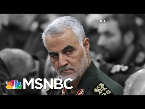 Trump's Pentagon: U.S. Killed Iran's Military Leader Qassem Soleimani | The 11th Hour | MSNBC