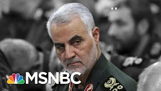 Trump's Pentagon: U.S. Killed Iran's Military Leader Qassem Soleimani | The 11th Hour | MSNBC