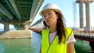 Крымский мост Миграция рыбы