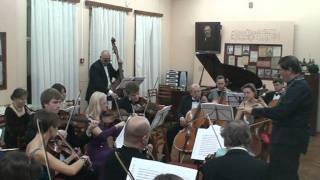 В Моцарт Симфония 40 4я часть