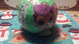Новорічна розпакування 2 кульок L. O. L