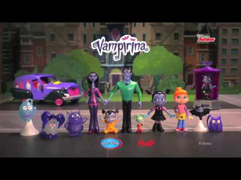 Vampirina Toy Range from Just Play