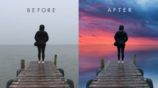 Download lagu How To Make Sky Look AWESOME - PicsArt Editing