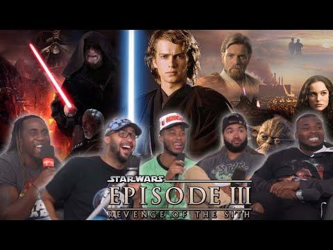 Star Wars: Revenge of the Sith Episode III Movie Reaction