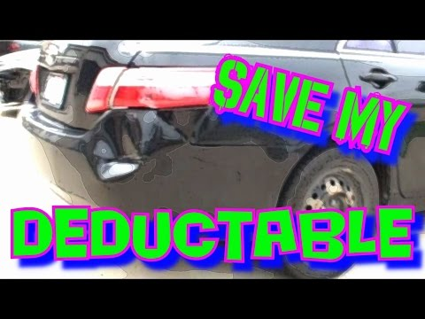 YOU PAY Zero Deductible-Collision Repair For