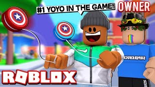 """The """"OWNER"""" joined and gave me the #1 YOYO in the game! 