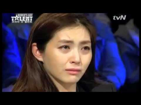KOREA GOT TALENT - AMAZING STORY.... really sad..