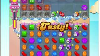 Candy Crush Saga Level 1602