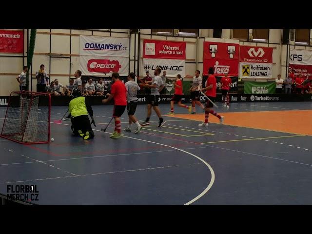 #Mistr31 - MatchDay #18 - Přípravné utkání  FB Hurrican Karlovy Vary vs Tatran Teka Střešovice