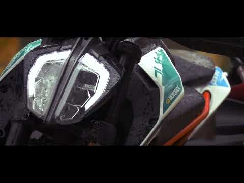 KTM Duke 125 2017//YAMAHA YZF-R Bikeporn // Night Lovell - Your Luv / M-Power Showtime