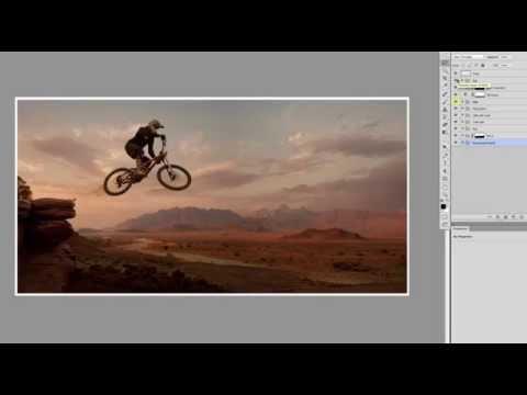 Erik Almas - Digital Composites