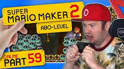 SUPER MARIO MAKER 2 ONLINE 👷 #59: Harte, verrückte, geile Level!