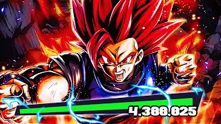 Uhh, Super Saiyan God Shallot With OVER 4 Million HP Is ...
