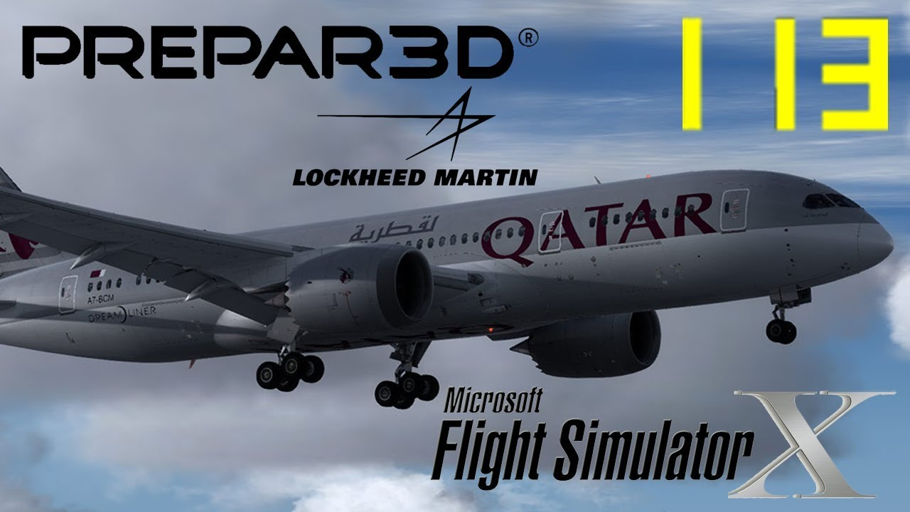 FSX / P3D - 25 to 100 FPS Settings For Low PC or Laptop (Best Tweaks)
