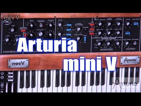Download Arturia miniV Demo