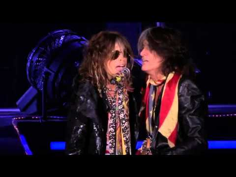 Aerosmith - 01. Draw the Line (Rock for the Rising Sun) HD