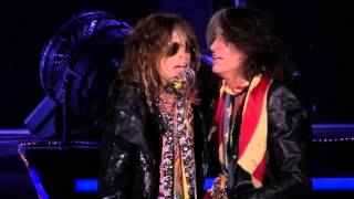 Aerosmith - 01. Draw the Line (Rock for the Rising Sun) HD