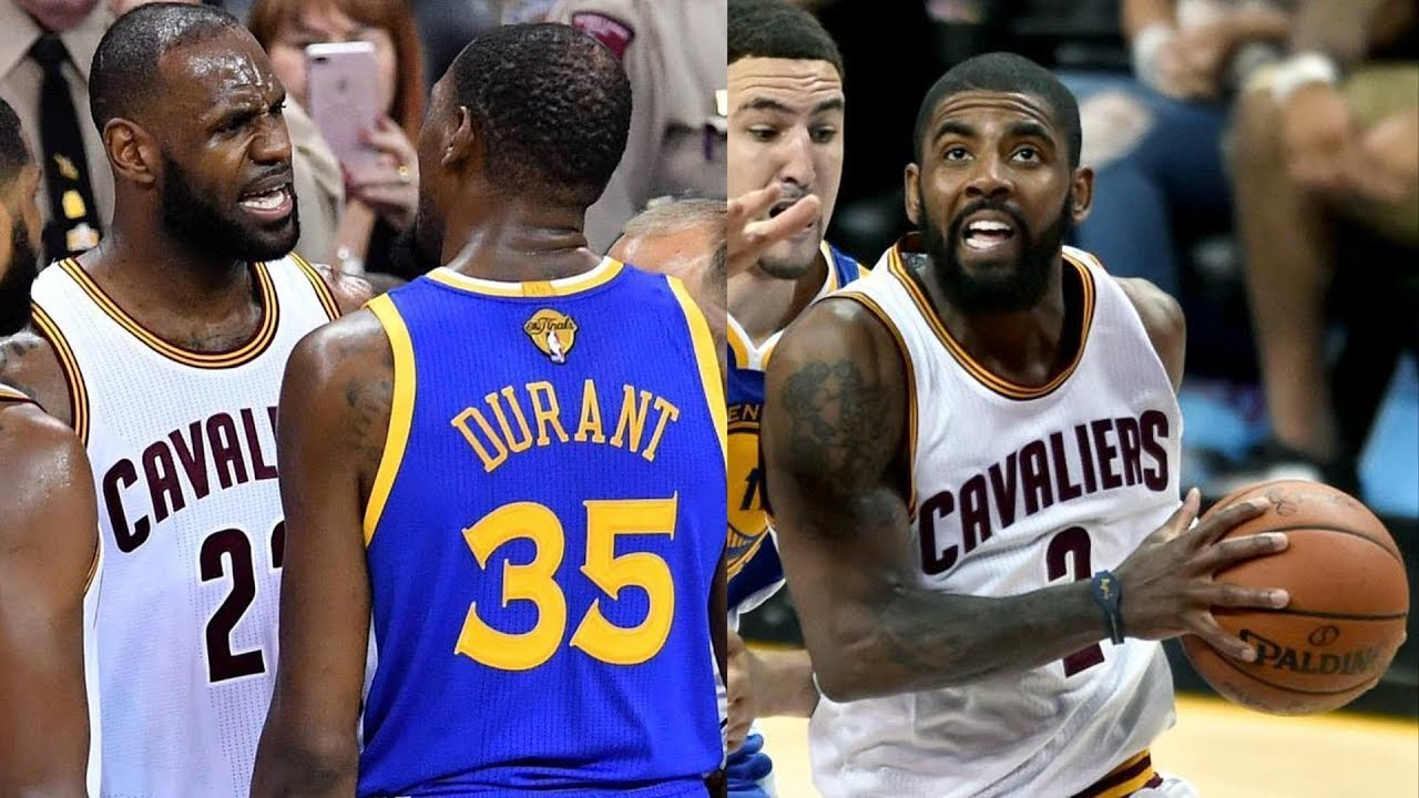 cavs avoid the sweep score 49 in 1st qtr lebron self oop game 4 nba finals 2017