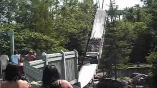 Timberwolf Falls at Canada's Wonderland