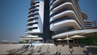 "MSC  ""Seaside"" Cruise Ship Project 2017 Groundbreaking Design"