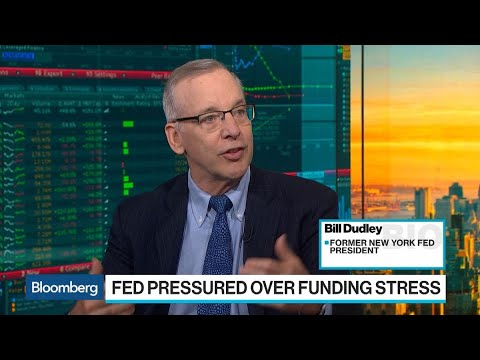 Fed Could Have Acted Faster on Repo Facility: Bill Dudley