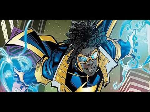 Homage to Black Superheroes!