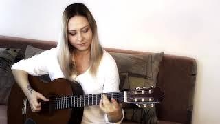 """Ваше благородие - из к/ф """"Белое солнце пустыни""""   Guitar cover"""