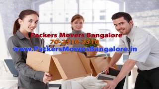 Packers And movers Bangalore @ http://packersmoversbangalore.in/
