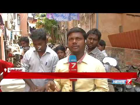 Situations of TNSCB's housing board houses in Mylapore area | News7 Tamil