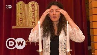 Sinagog'da kadın sesi: Avrupa'nın ilk kadın kantoru - DW Türkçe