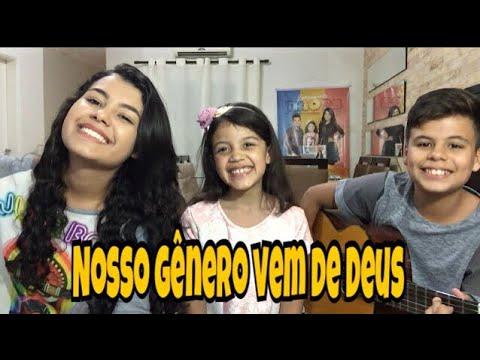 Trio R3 - NOSSO GÊNERO VEM DE DEUS (Música Inédita)