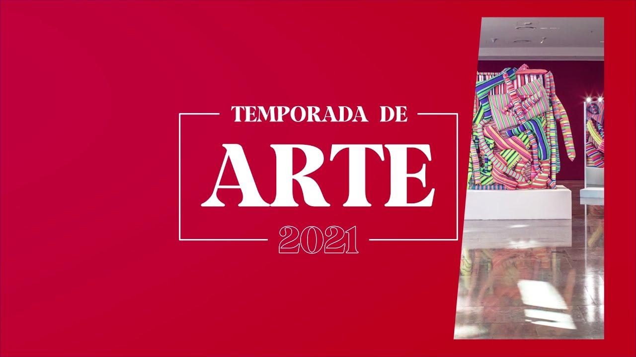 Fundación Santander presentó: Temporada de arte 2021