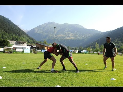The Road to Japan: Summer Training
