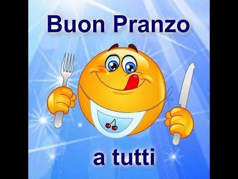 Buon pranzo in allegria youtube for Foto buongiorno gratis