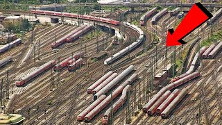 Top 10 Largest Railway Networks In The World | दुनिया में 10 सबसे बड़े रेलवे नेटवर्क