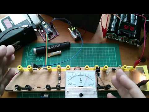 Charging Supercapacitors from a LeadAcid Battery  Muppet 2