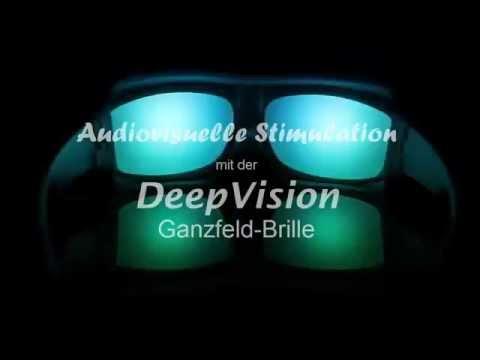 DeepVision Ganzfeld-Brille für