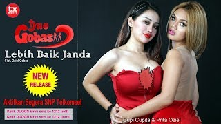 duo gobas lebih baik janda official music video