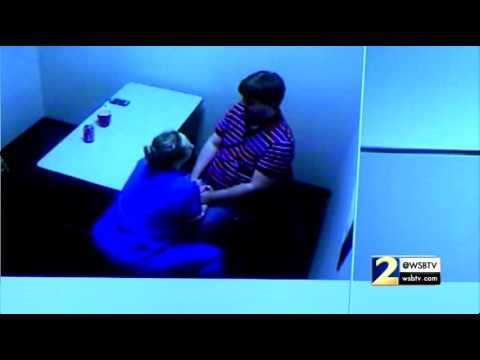 RAW VIDEO: Ross Harris and wife on jail camera