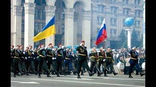 Парад победы 9 мая Киев на (Майдане Незалежности)