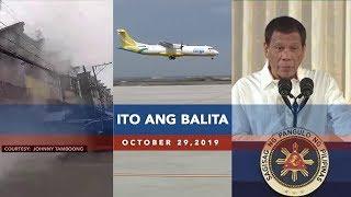 UNTV Ito Ang Balita October 29 2019