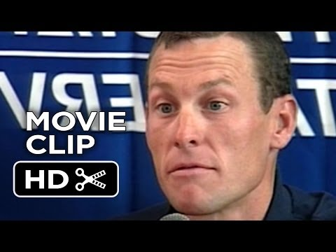 The Armstrong Lie Movie CLIP - Best Doper in History (2013) - Lance Armstrong Steroid Documentary HD