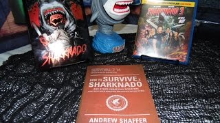 Sharknado 3 and More Unboxing - 10/06/2015 streaming