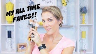 My Favorite Makeup Brushes!!!   Mandy Davis MUA
